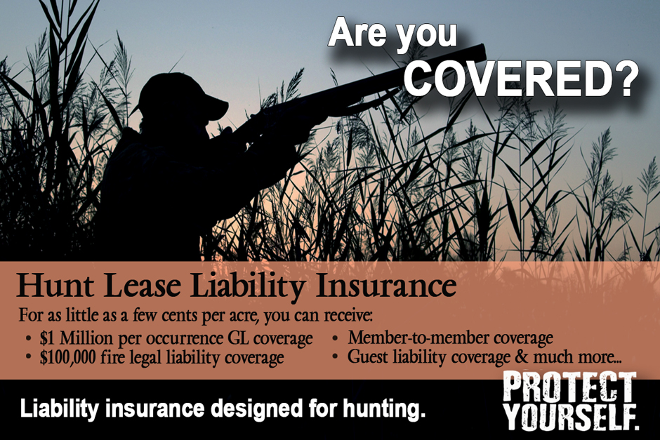 Hunt Lease Liability Insurance